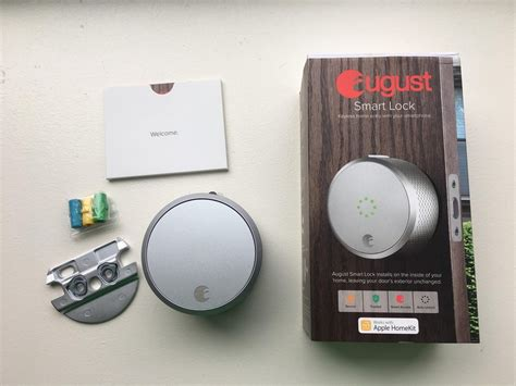 Review August Smart Lock, Easiest To Install In A Smart Home