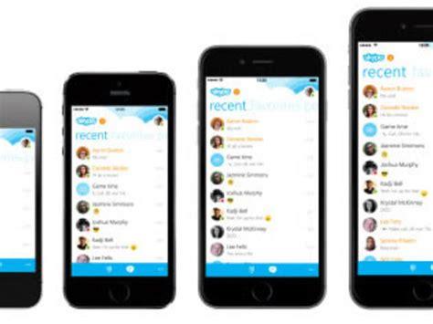 skype on iphone skype iphone6 jpg