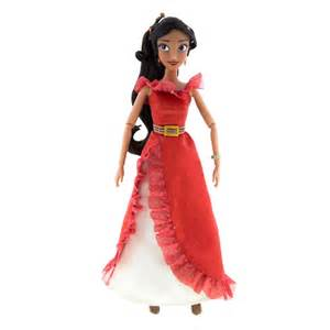 Avalor Disney Store Doll Elena