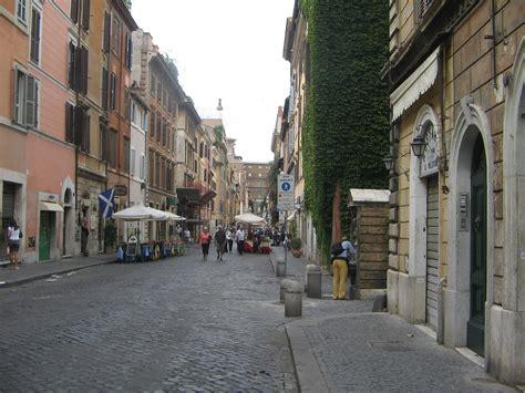libreria il borgo roma se ami roma devi conoscere queste 10 strade