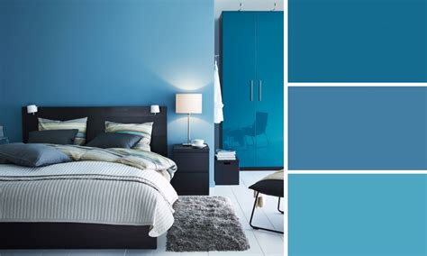 chambre en bleu davaus couleur chambre en bleu avec des idées