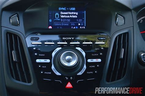 ford focus st review video performancedrive