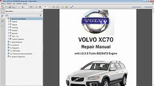 Volvo Xc90 T6 Workshop Repair Manual