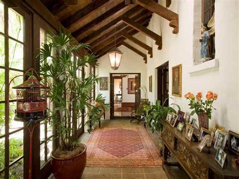 hacienda style house plans  courtyard hacienda style homes spanish style homes spanish