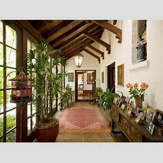Spanish Hacienda Style House Plans  So Replica Houses