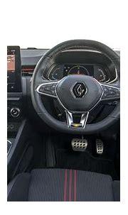 Renault Clio E-TECH hybrid interior & comfort ...