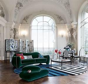 Roche Bobois Paris : maison lacroix paris ventana blog ~ Farleysfitness.com Idées de Décoration