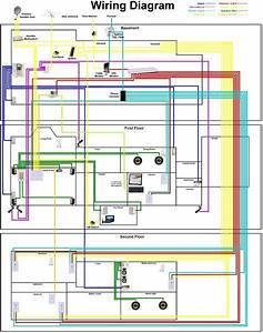Electrical Wiring Diagrams For Homes : example structured home wiring project 1 more home ~ A.2002-acura-tl-radio.info Haus und Dekorationen