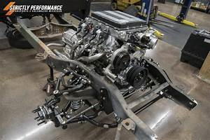 1968 Chevy C10 With A Supercharged Lt4 V8  U2013 Engine Swap Depot