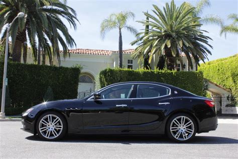 Rent A Maserati by Rent A Maserati Ghibli In Los Angeles And Luxury
