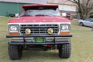 1978 Ford Bronco Custom For Sale In Waukesha  Wisconsin