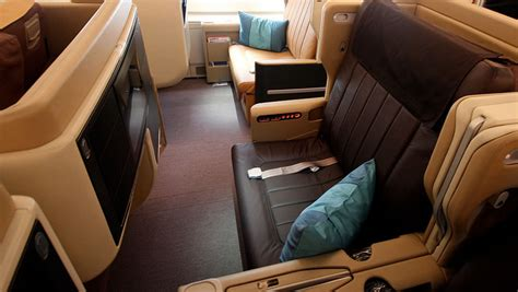 Sofa Seat Singapore by The 19 Different Kinds Of Aircraft Seating In 2014