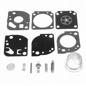 Carburetor Carb Repair Kit Rebuild Tool For Zama C1u