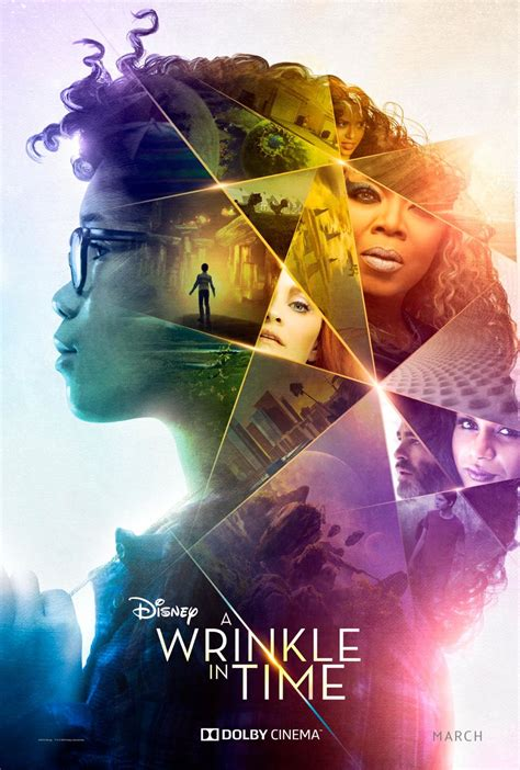 Disney Wrinkle Time Gets New Poster
