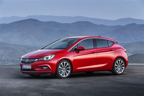 Allnew Opel Astra Is Up To 200 Kg Lighter, Debuts 145ps 1