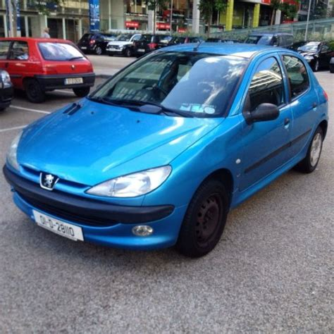 small peugeot cars for sale 2001 peugeot 206 for sale for sale in citywest dublin
