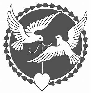 Wedding Doves - ClipArt Best