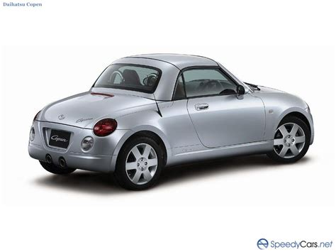 Daihatsu Copen Photo by 2001 Daihatsu Copen Related Infomation Specifications