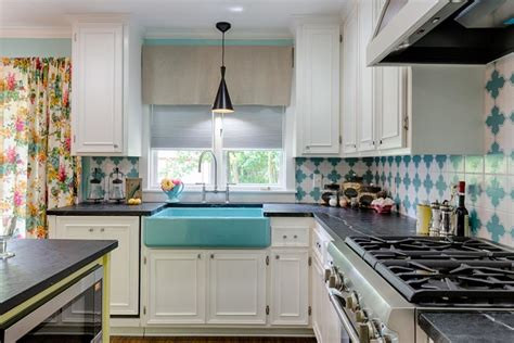 diy kitchen backsplash some of the coolest kitchen sinks faucets and countertops