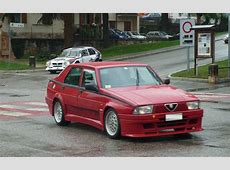 Alfa Romeo 75 Evoluzione For Sale johnywheelscom