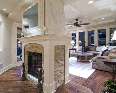 family room design fireplace   middle lots