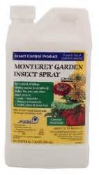 monterey garden insect spray monterey garden insect spray with spinosad 1 pint