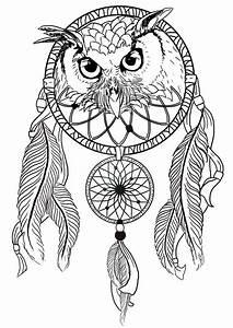 Owl Dreamcatcher by JulieOvermann on DeviantArt