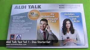 Aldi Töpfe Test : aldi talk test teil 1 das starter set youtube ~ Jslefanu.com Haus und Dekorationen