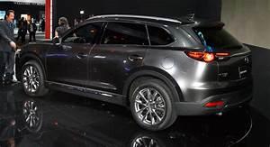 2017 Mazda CX-9 release date, price, review, mpg