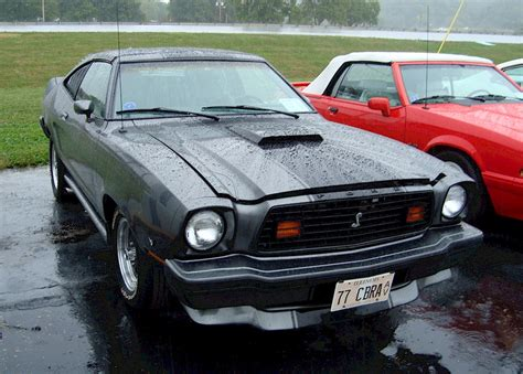 77 Mustang For Sale by Gray 1977 Ford Mustang Cobra Ii Fastback Mustangattitude