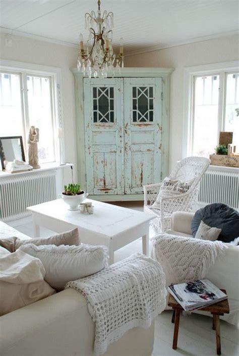 shabby chic livingrooms 25 charming shabby chic living room decoration ideas
