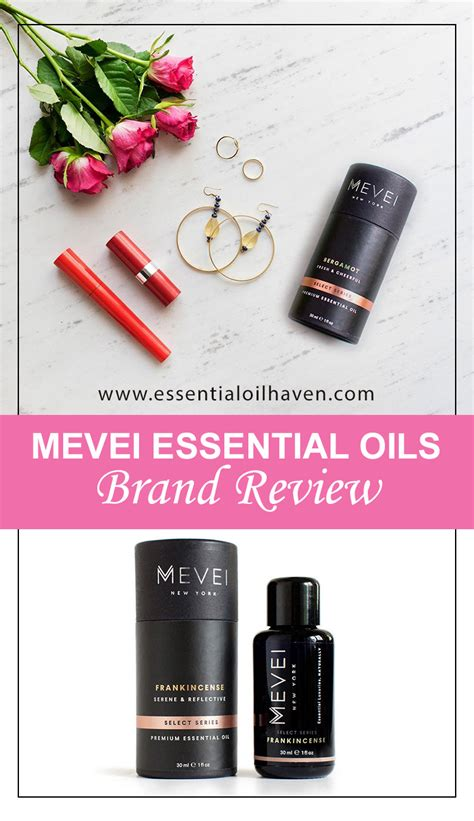 mevei essential oils brand review