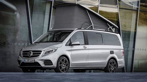 Mercedes Vito Edna by Mercedes Shows Factory Built Vito Cers