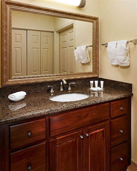 bathroom vanaties tropical brown granite bathroom vanity
