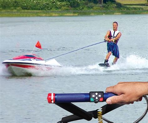 Mini Boat Water Ski by Skiing Boat Shop Best Gift Cool Things