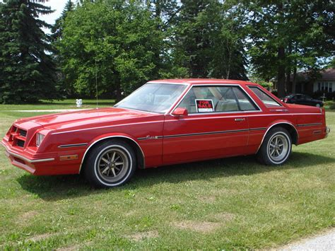 1983 Chrysler Cordoba by 1983 Chrysler Cordoba Information And Photos Momentcar