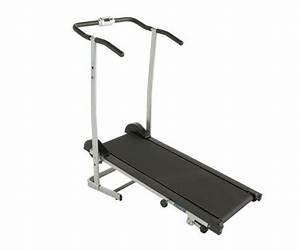 Brand New Progear 190 Compact Manual Treadmill