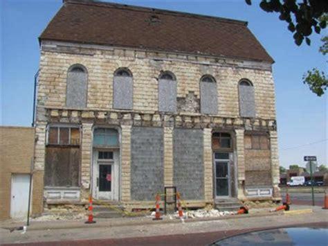 Krueger Building Hays KS U S National Register of