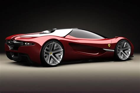 Samir Sadikhov's Xezri Supercar Concept For Ferrari World