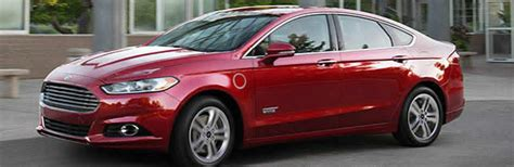ford fusion fuel economy rating