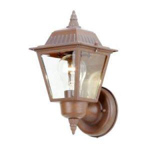 hton bay outdoor lighting fixtures hton bay dual purpose