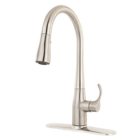 kitchen faucet with built in sprayer water filter for pull faucet home design plan