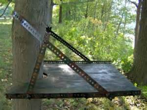 Homemade Tree Stand Plans
