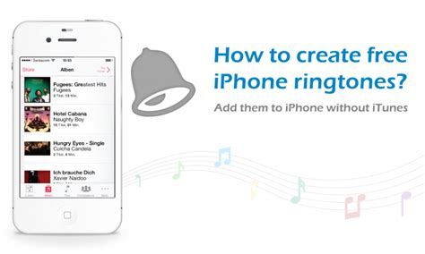how to create iphone ringtone three ways to make free custom ringtones for your iphone