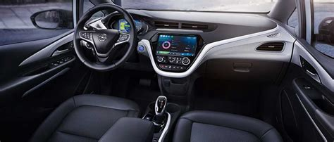 photo opel ampera  prix allemagne interieur