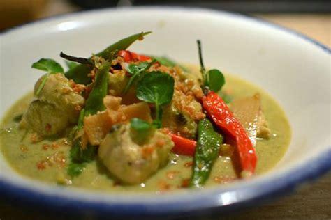cuisine poulet curry vert recettes poulet