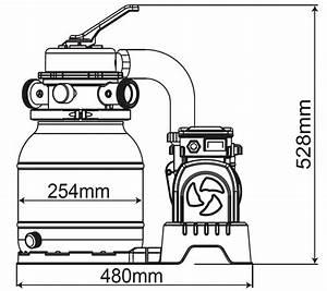Bestway Flowclear Filter Pump 58401 Instructions