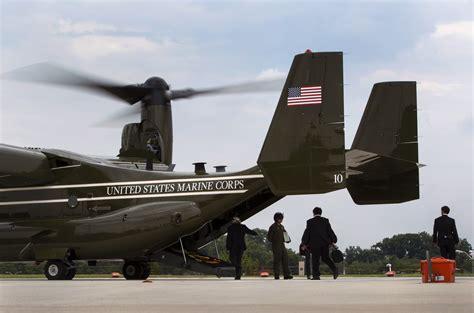 Presidential HMX-1 'Nighthawks' seek Marine pilots