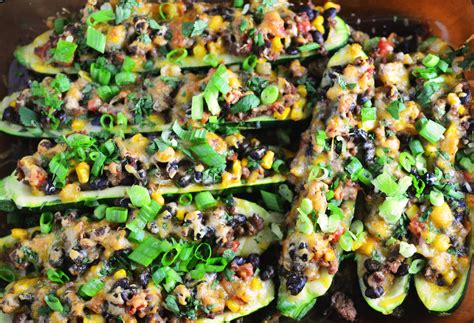 Easy Zucchini Taco Boats by Loaded Taco Zucchini Boats Simple Sweet Savory