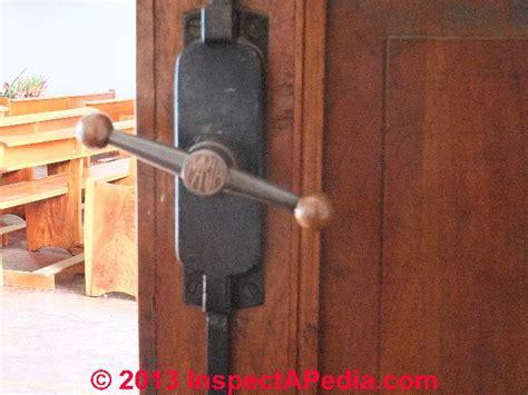 door age door locks knobs hinges hardware  indicators  building age